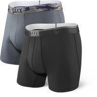 SAXX Underwear Quest Brief Fly 2 Units