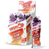 High5 Slow Release Carbs 62gr 14 Units Black Currant