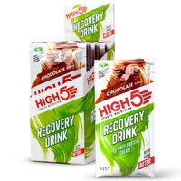 High5 Recovery 60gr 9 Units Chocolate