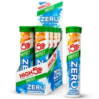 High5 Zero Sugar Protect 8x20 Units Turmeric&Ginger