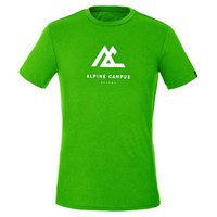 Salewa Geometric Short Sleeve T-Shirt