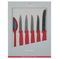 Victorinox Swiss Classic Vegetable Knife Set 6 Pieces